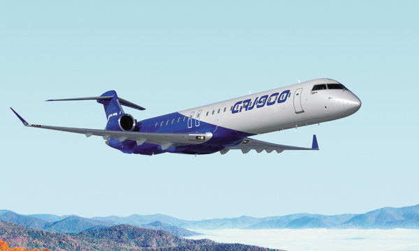 Mitsubishi achète le programme CRJ de Bombardier - Actualité aéronautique