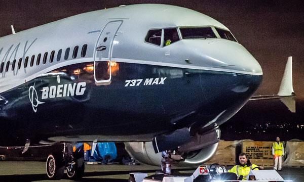 Boeing prêt à envisager l'arrêt de la production du 737 MAX