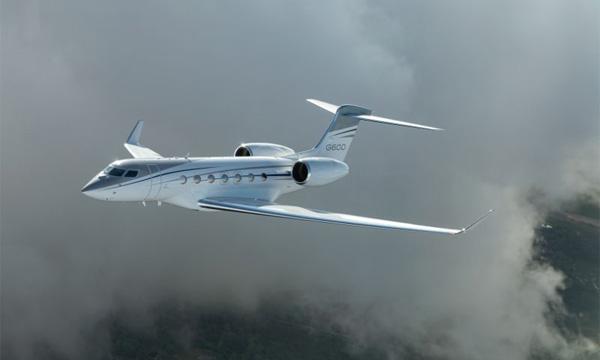 Le Gulfstream G600 est prêt pour le service