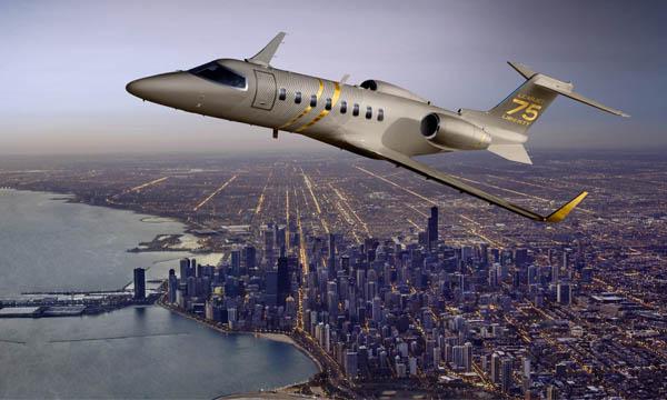 Bombardier tente de sauver l'attractivité de ses Learjet