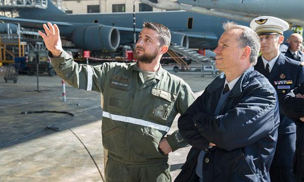 Général Olivier Taprest, major général de l'armée de l'air : « Le vrai enjeu, c'est d'être au rendez-vous des opérations »