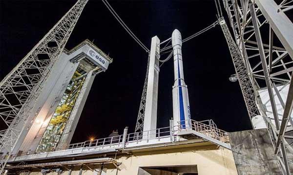 Premier échec pour le lanceur européen Vega