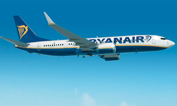 Ryanair slashes growth outlook on Boeing crisis