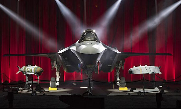 La Turquie éjectée du programme F-35