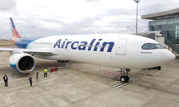 Aircalin reçoit son premier Airbus A330neo