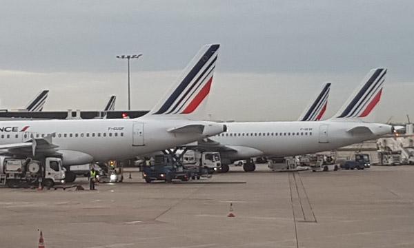 Premier semestre difficile pour Air France-KLM