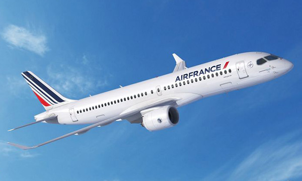 Air France confirme l'acquisition d'Airbus A220 et le retrait des A380 pour 2022