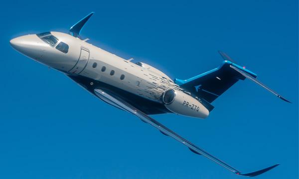 Le Praetor 500 d'Embraer est certifié au-delà des prévisions