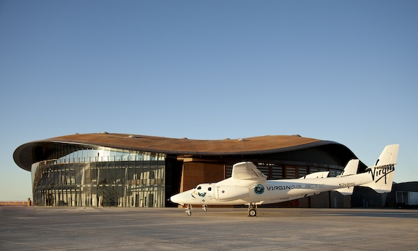 Le Spaceport America de Virgin Galactic est désormais opérationnel