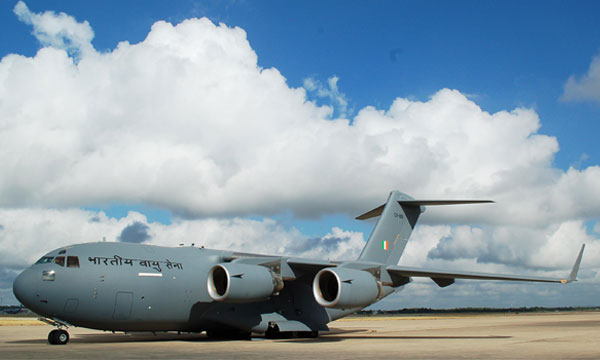 Le C-17 tire sa révérence