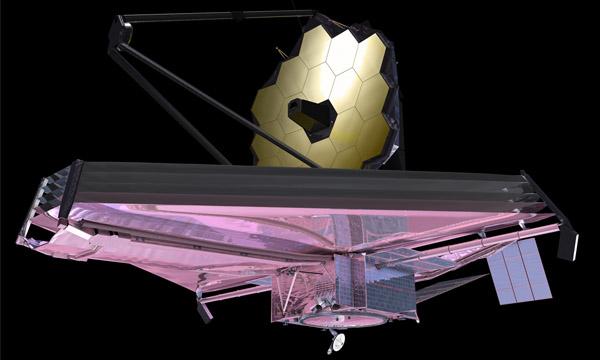 Le télescope spatial James Webb est désormais assemblé