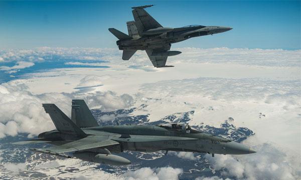 L'Eurofighter ne sera pas proposé au Canada