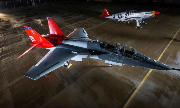 Le T-X devient le T-7A Red Hawk