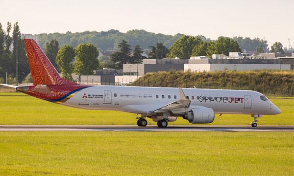 Mitsubishi Aircraft Corporation s'installe au Québec