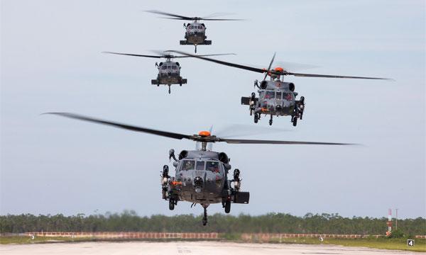 Feu vert pour la production du HH-60W