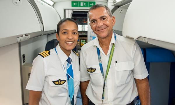 La croissance raisonnée d'Air Caraïbes lui permet de recruter