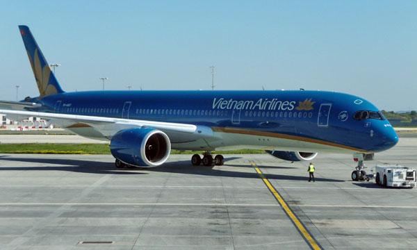 Vietnam Airlines active le Wi-Fi à bord de ses Airbus A350