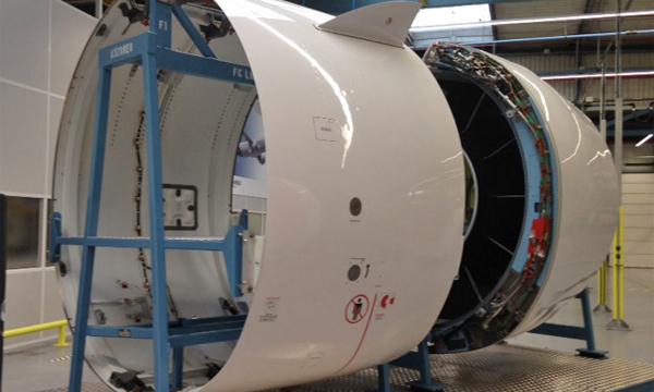 A320neo : l'activité après-ventes de Safran Nacelles s'envole