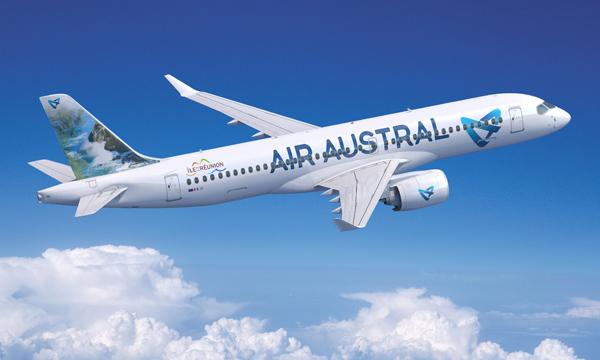 Premiers Airbus pour Air Austral