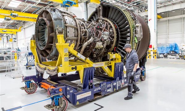 MRO Europe 2019 : Lufthansa Technik et GE Aviation inaugurent Xeos