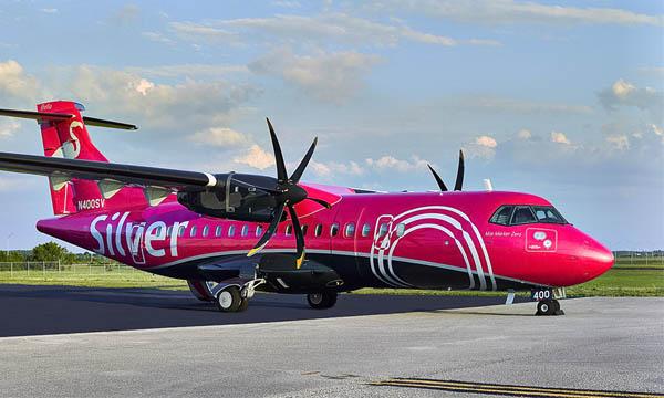 StandardAero accompagne le retour d'ATR aux Etats-Unis avec Silver Airways