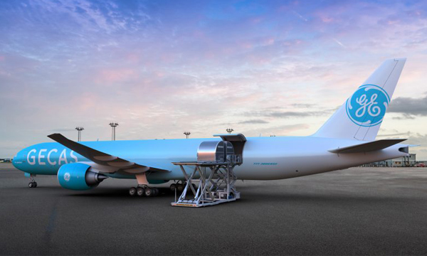 The conversion programme of Boeing 777-300ERs into full-freighter aircraft will be ready in 3 years