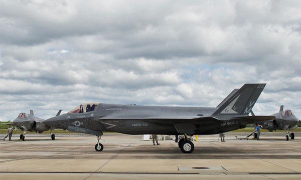 Nouveau retard pour le F-35