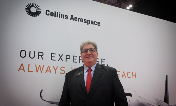 Thierry Tosi (Collins Aerospace):
