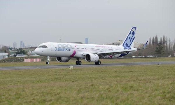 Les bons résultats d'Airbus plombés par les charges