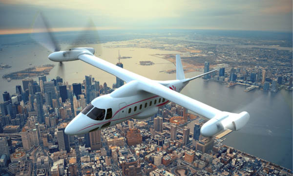 Nexteam se positionne sur les rotors basculants avec Clean Sky