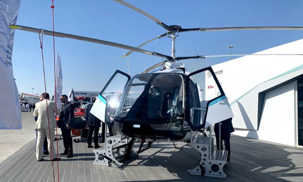 Dubai Airshow 2019 : Russian Helicopters mise sur la coopération internationale pour son VRT500