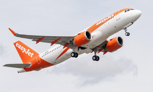 EasyJet compense les émissions de tous ses vols et s'allie à Airbus pour l'avion électrique