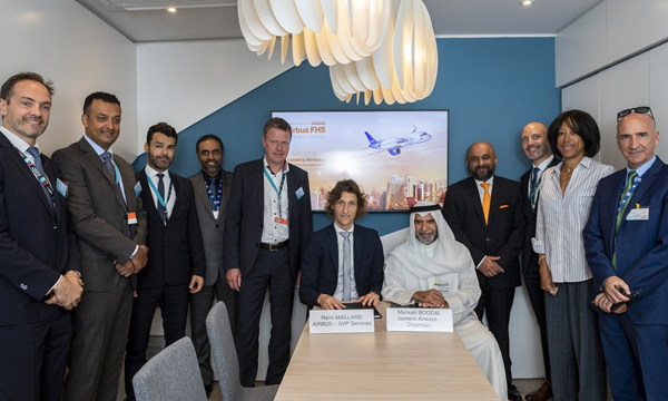 Airbus strengthens its dedicated services activity in the Middle East