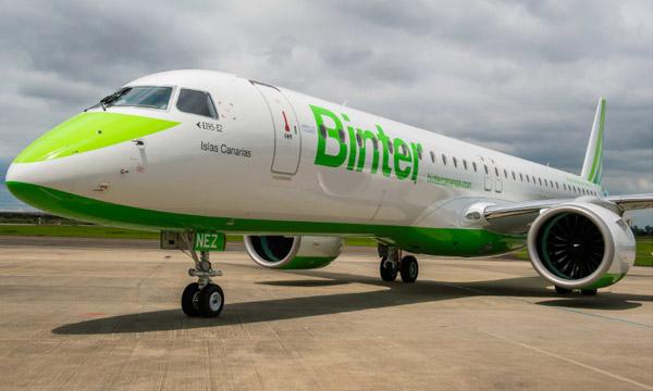 L'Embraer 195-E2 entre en service en Europe