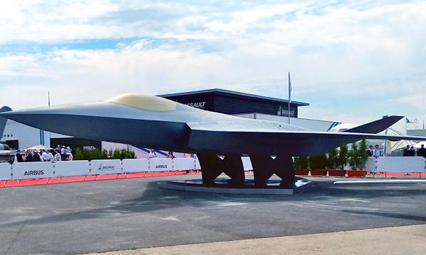 Moteur de l'avion de combat du futur : accord trouvé entre Safran Aircraft Engines et MTU Aero Engines