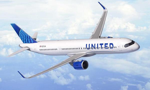 United opte pour l'Airbus A321XLR, en l'absence de concrétisation du NMA de Boeing