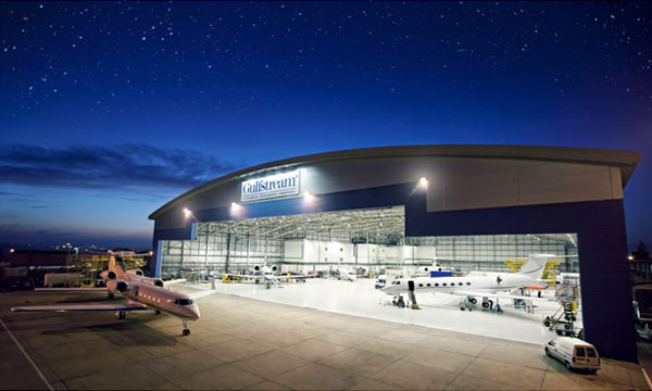 Gulfstream sets up in the heart of Europe