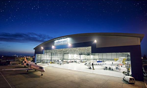 Gulfstream s'implante au coeur de l'Europe