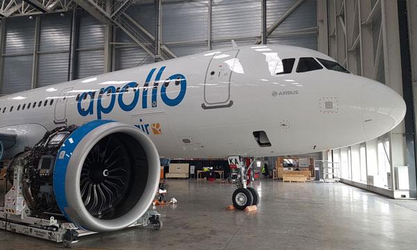 LEAP-1A : Lufthansa Technik tient son premier client