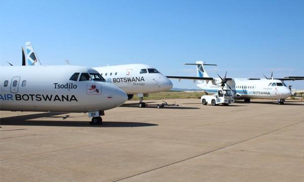 Air Botswana ajuste son plan de restructuration avant sa privatisation à venir
