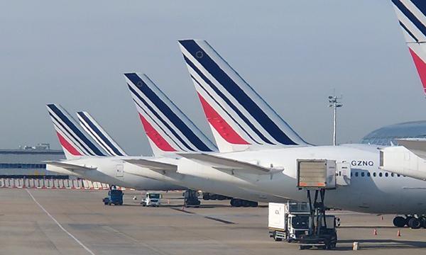 Air France-KLM : trafic en hausse de 1,3% en novembre, porté par le long-courrier