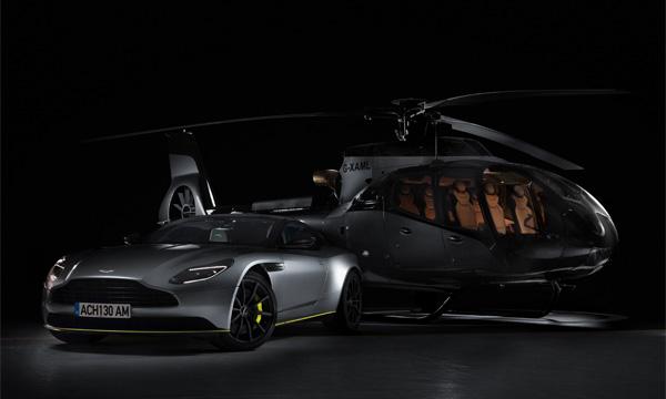 Airbus Helicopters s'allie à Aston Martin sur l'ACH130
