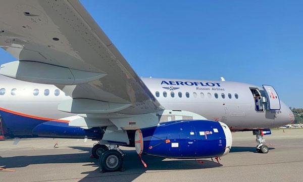 Aeroflot redonne de l'élan au Superjet 100