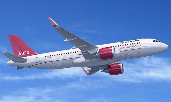 BOC Aviation commande 20 nouveaux Airbus A320neo