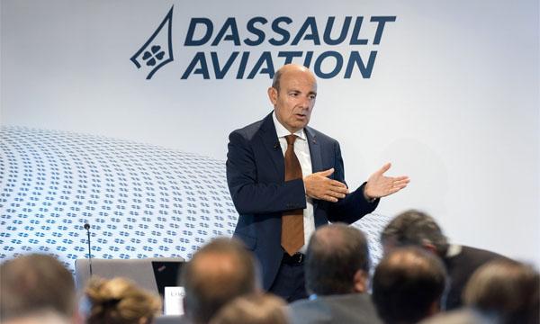 Dassault Aviation assure la montée en cadence du Rafale