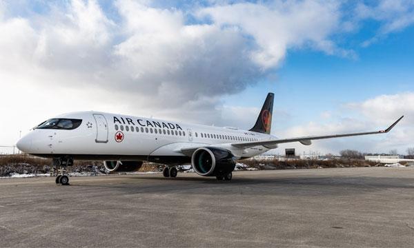 Air Canada se prépare à opérer l'Airbus A220