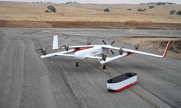 EmbraerX se lance à son tour dans le drone cargo avec Elroy Air