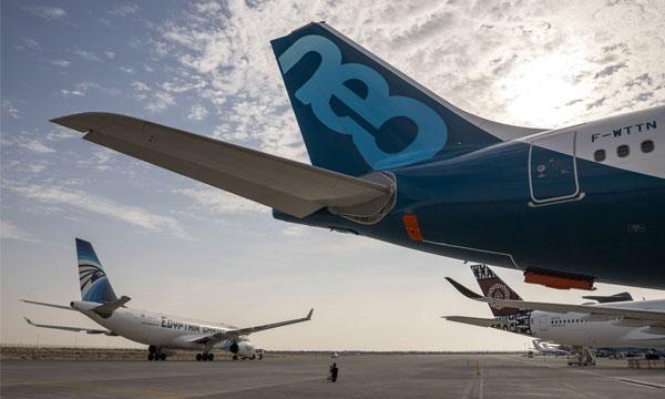 Le bon bilan commercial d'Airbus terni par les annulations