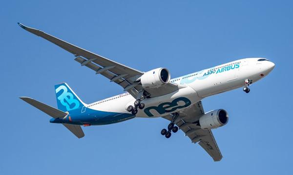 L'Airbus A330neo dépasse désormais les ventes du 777X de Boeing