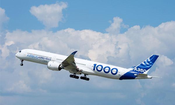 Airbus réalise un décollage en automatique